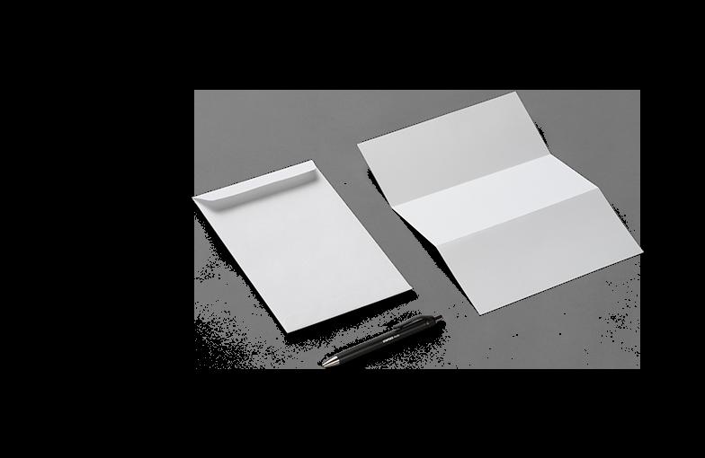 6x9 Envelope