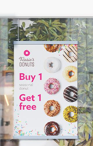 Custom Printing Promotion