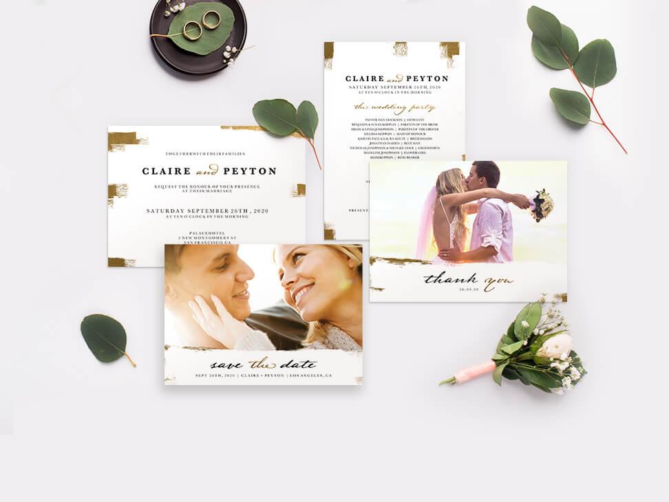 Custom Cards Invitations Announcement Printing Staples