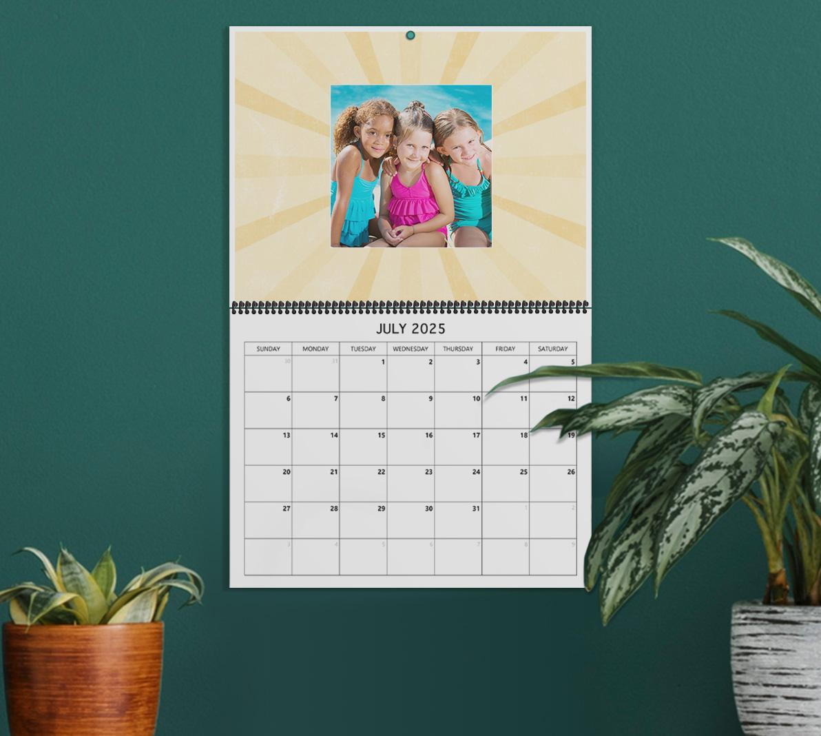 express calendars