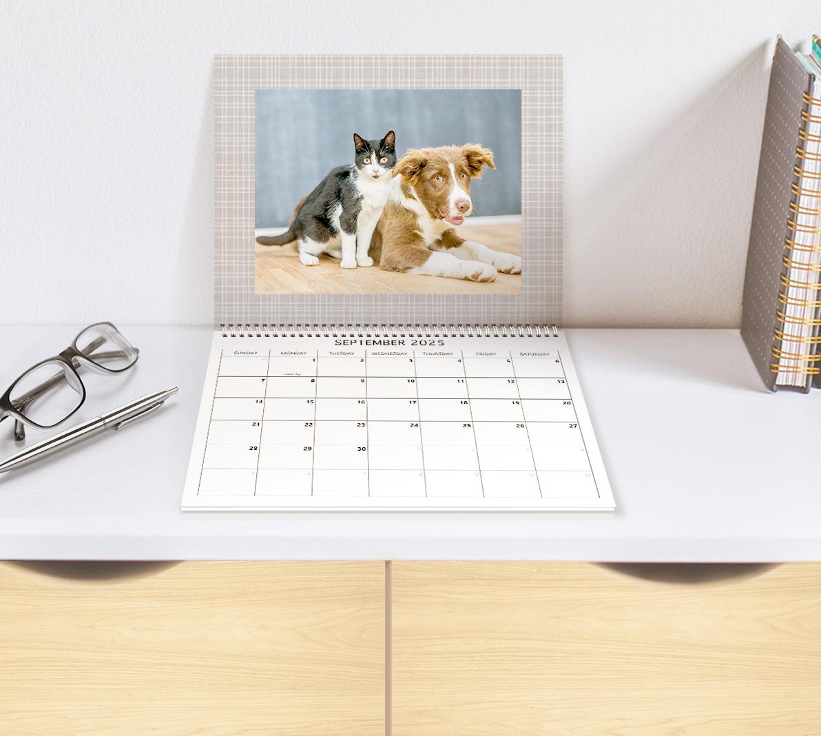 signature calendars